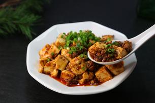 麻婆豆腐の写真素材 [FYI01231144]