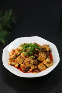 麻婆豆腐の写真素材 [FYI01231150]