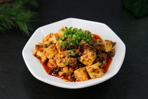 麻婆豆腐の写真素材 [FYI01231151]