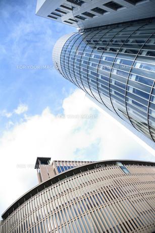 神戸のビル群の写真素材 [FYI01231179]