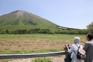 大山の写真素材 [FYI01231318]