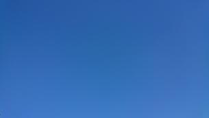 雲一つない晴天の空の写真素材 [FYI01231639]