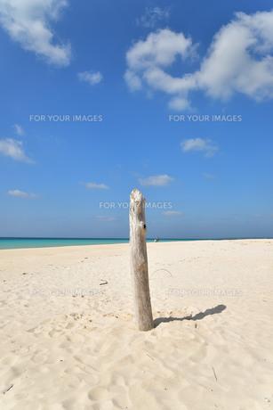 宮古島/前浜の写真素材 [FYI01231659]