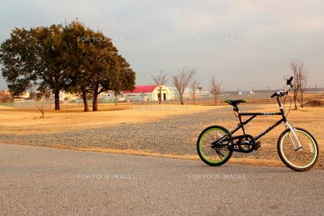 サイクリングの写真素材 [FYI01231848]