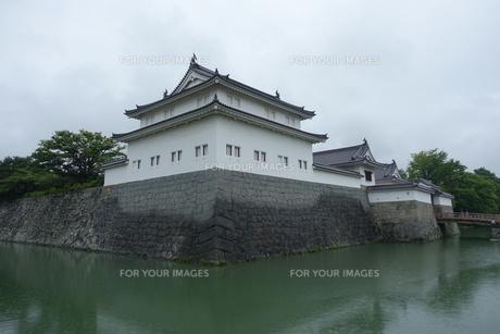 駿府城跡の写真素材 [FYI01231886]
