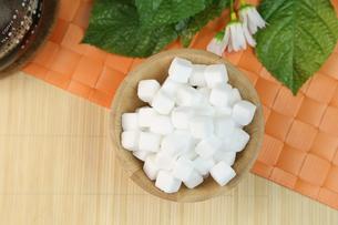 角砂糖の写真素材 [FYI01231903]