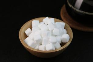 角砂糖の写真素材 [FYI01231904]