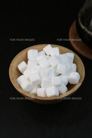 角砂糖の写真素材 [FYI01231905]
