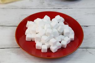 角砂糖の写真素材 [FYI01231908]