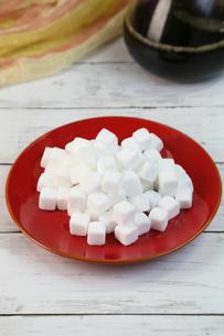 角砂糖の写真素材 [FYI01231910]