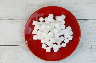 角砂糖の写真素材 [FYI01231911]