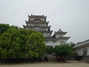 福山城の写真素材 [FYI01231926]