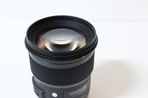 大きなレンズの写真素材 [FYI01232208]