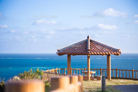 沖縄の海の写真素材 [FYI01232211]