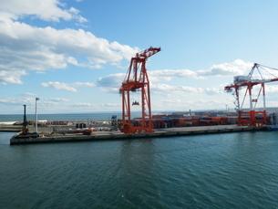 仙台港の写真素材 [FYI01232428]