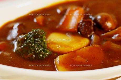 日本の冬の定番の家庭料理 ビーフシチューの写真素材 [FYI01232561]