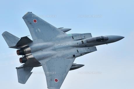 航空自衛隊のF-15戦闘機の写真素材 [FYI01232732]