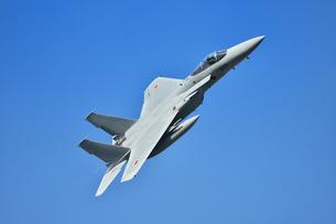 航空自衛隊のF-15戦闘機の写真素材 [FYI01232733]