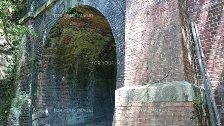 トンネルの写真素材 [FYI01233077]