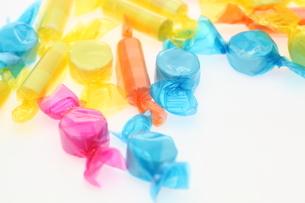 ラムネ菓子の写真素材 [FYI01233727]
