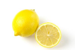 レモンの写真素材 [FYI01234087]
