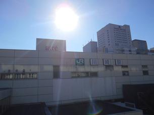 川崎駅の写真素材 [FYI01234182]
