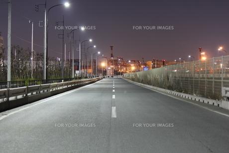 夜景の写真素材 [FYI01234237]