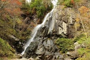 飛騨清見 大倉滝の写真素材 [FYI01234344]