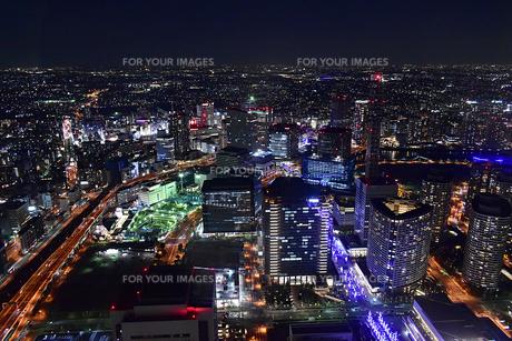 夜景の写真素材 [FYI01234359]
