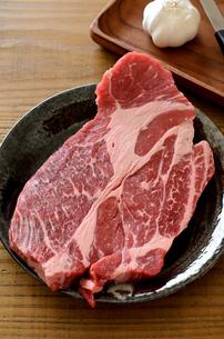 牛肉 ロースの写真素材 [FYI01234415]
