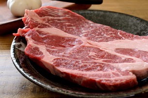 牛肉 ロースの写真素材 [FYI01234416]
