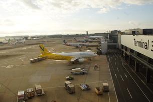 成田空港第3旅客ターミナルの写真素材 [FYI01234997]