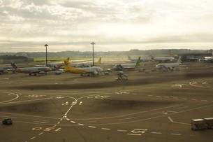 成田空港第3旅客ターミナルの写真素材 [FYI01234998]