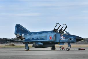 航空自衛隊の戦闘機の写真素材 [FYI01235154]