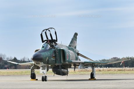 航空自衛隊の戦闘機の写真素材 [FYI01235155]