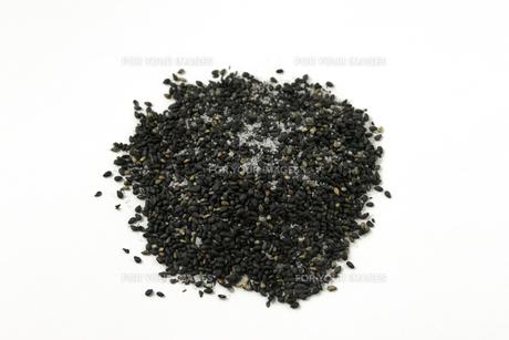 ごま塩の写真素材 [FYI01235195]