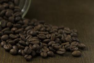 コーヒー豆の写真素材 [FYI01235208]