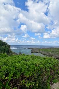 宮古島/白鳥海岸の写真素材 [FYI01235237]
