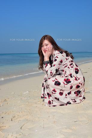 宮古島/リフレッシュ休暇の写真素材 [FYI01235249]