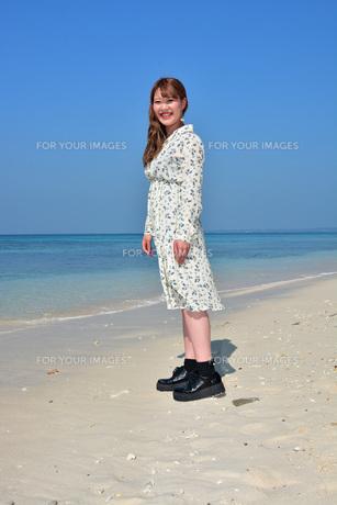 宮古島/リフレッシュ休暇の写真素材 [FYI01235252]
