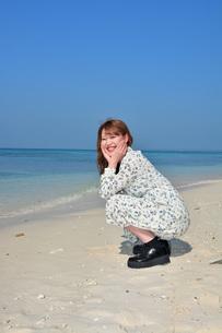 宮古島/リフレッシュ休暇の写真素材 [FYI01235254]