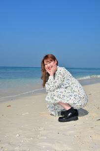 宮古島/リフレッシュ休暇の写真素材 [FYI01235255]