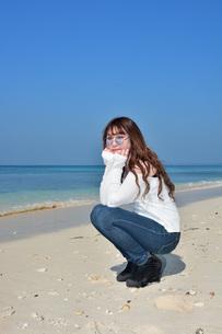 宮古島/リフレッシュ休暇の写真素材 [FYI01235256]