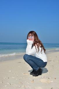 宮古島/リフレッシュ休暇の写真素材 [FYI01235257]