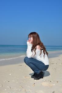 宮古島/リフレッシュ休暇の写真素材 [FYI01235258]