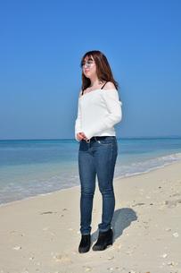 宮古島/リフレッシュ休暇の写真素材 [FYI01235260]