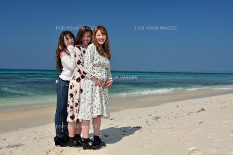 宮古島/リフレッシュ休暇の写真素材 [FYI01235261]