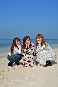 宮古島/リフレッシュ休暇の写真素材 [FYI01235264]