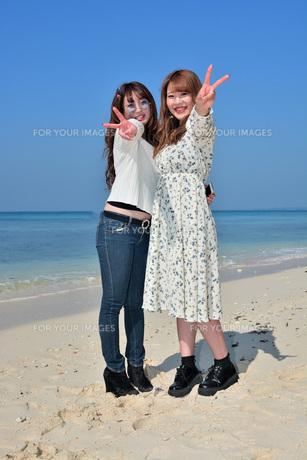 宮古島/リフレッシュ休暇の写真素材 [FYI01235265]