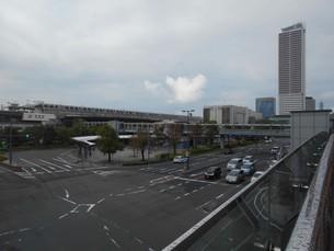 岐阜駅の写真素材 [FYI01235381]